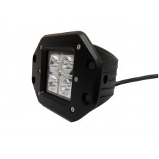 "3.5"" 16W Flush mount LED Work Light (Spot Beam)"