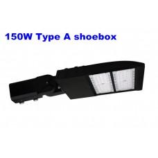 NEW! 150W LED Shoebox Parking Lot Light Fixture