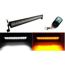 "32"" 180W LED Light Bar (w/ 6 strobe patterns)"