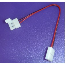 10mm Double Ended Snap Connector for LED Light strip