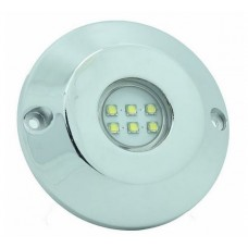 "4"" 60W Round LED underwater light"