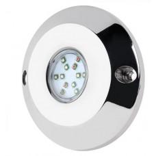 "4"" 60W Round LED underwater light -RGB"