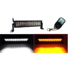 "13.5"" 72W CREE LED Light Bar (w/ 6 strobe patterns)"
