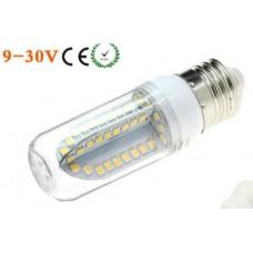 3W 12V 24V E27 LED light bulb