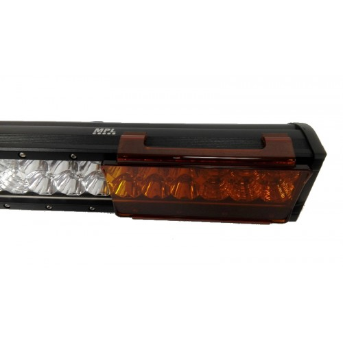 Led light bar lens cover amber mozeypictures Image collections