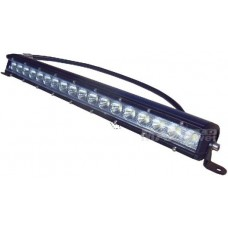 "20"" 90W Single Row LED Light Bar"