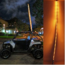 "55"" LED Whip Flag light UTV ATV offroad"