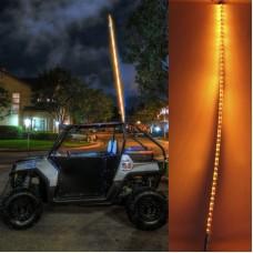 """67"""" LED Whip Flag light UTV ATV offroad"""