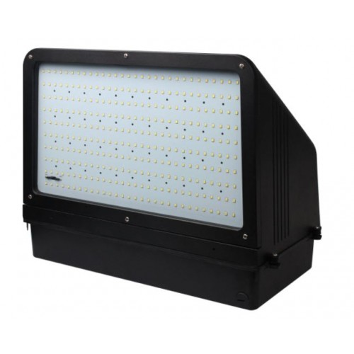 Hyperselect Led 100w Wall Pack Light: NEW! 100W LED Wall Pack Light Fixture