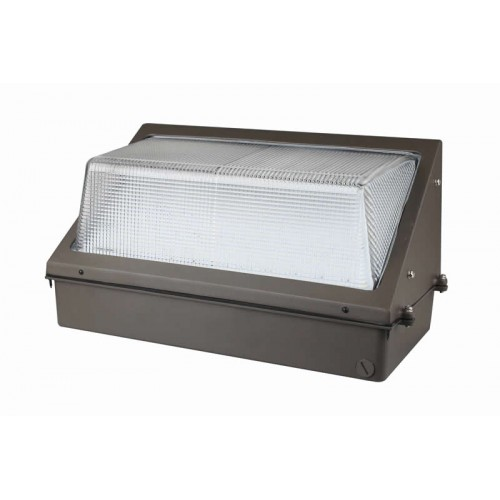 Led Lamps For Wall Packs : NEW! 80W LED Wall Pack Light Fixture