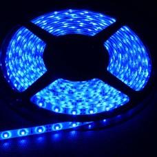 5m 2835 Flexible LED Strip (Blue) - Waterproof
