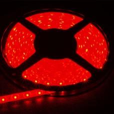 5m 2835 Flexible LED Strip (Red) - Waterproof